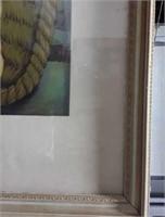 Framed Tv Guide Cover Portrait