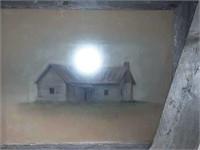 Framed Barn Sketches