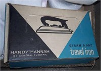 Travel Items And Anderson Interest