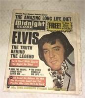 Newspapers On Elvis' Death