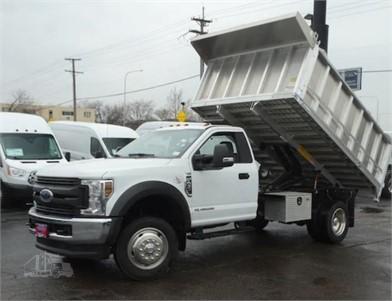 F450 Dump Truck For Sale >> Ford F450 Dump Trucks For Sale In Illinois 20 Listings