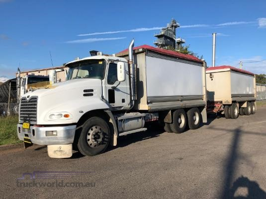 2007 Mack CX Coast to Coast Sales & Hire - Trucks for Sale