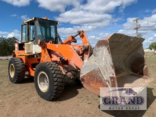 1980 Hitachi LX100 Grand Motor Group - Heavy Machinery for Sale