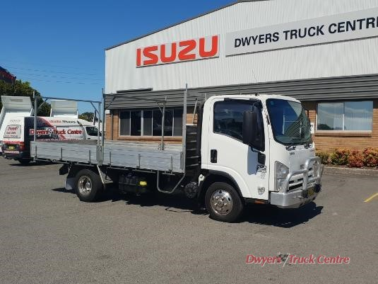 2012 Isuzu NPR200 Dwyers Truck Centre - Trucks for Sale
