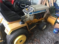 Robarge Collector Garden Tractor Auction