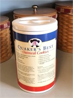 Quaker Oats Limited Edition Ceramic Canister