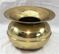 Gently Used Brass Spittoon