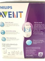 New Philips Avent Baby Milk and Food Warmer