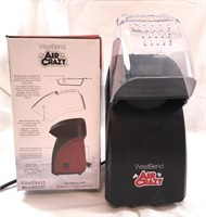 Like New! WestBend Air Crazy Popcorn Popper