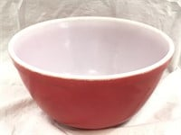 Vintage 4pc PYREX Nesting Bowls Primary Colors
