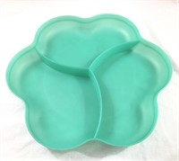 Tupperware Chip N Dip/Punch Bowl