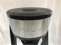 Bunn HB 10 Cup Programmable Coffee Maker