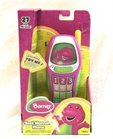 New Barney Best Manners Phone