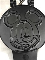 Disney Red MICKEY MOUSE Waffle Maker DCM-12