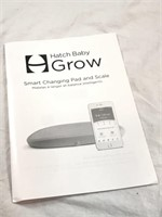 NEW Hatch Baby Smart Baby Scale/Changing Pad