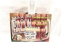 New Makin Bacon Microwave Bacon Tray