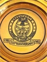 Greencastle, PA 200th Anniversary Ashtray