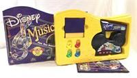 Disney Music Game