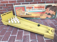 Vintage Bowling Game IDEAL Snap Bowling