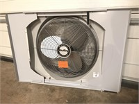 NEW Air King 20in Whole House Window Fan
