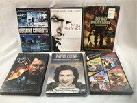 (24) DVD Movies w/Cases