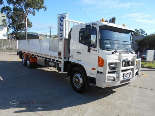 2016 Hino 500 Series 1728 GH XX Long City Hino - Trucks for Sale