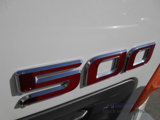 2016 Hino 500 Series 1728 GH XX Long - Truckworld.com.au - Trucks for Sale