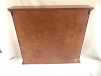 Solid Wood Wall Hanging Shelving Unit NICE!