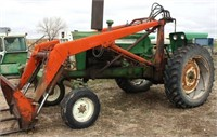 1964 Oliver 1650 Tractor (view 1)