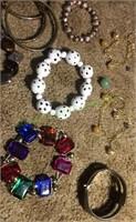 Costume Jewelry Bracelets