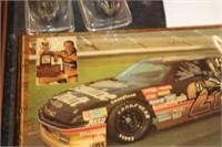#27 Race Car Clock