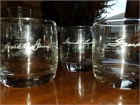 Drinking Glasses Jack Daniels And Crown Royal