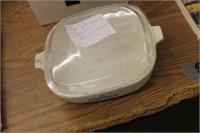 3 Quart Corningware Dishes with Lid
