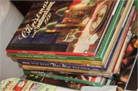Lot of Cookbooks