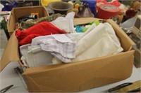 Box of Various Material