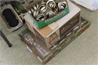 Lot of Jars & Rings