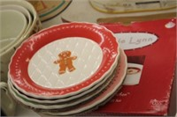 Lot of Holiday Plates