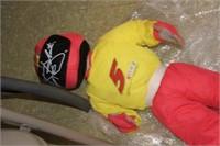 Nascar Stuffed Doll