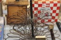 Metal 3 Tier Decorative  Stand