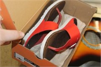 Pair of merrell Flip Flops, SZ 9