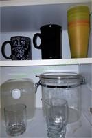 Ceramic And Plastic