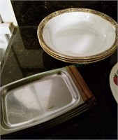 Kitchen Plates And Trays
