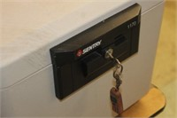 Sentry Safe with Key