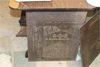 Vintage Swift  Burlap Sack Stamp