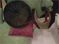 Pillows With Neck Massager