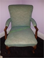Decorative Vintage Accent Chair