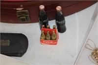 Small Vintage Coca Cola Collector Bottles