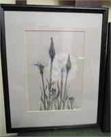 (2) Original Art Pieces