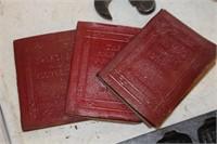 3 Vintage Small Books