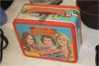 Vintage Metal Dukes of Hazzard Lunchbox